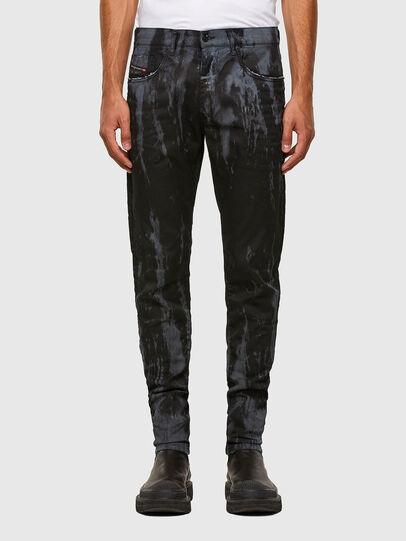 Diesel - D-Strukt JoggJeans® 069QI, Mittelblau - Jeans - Image 1