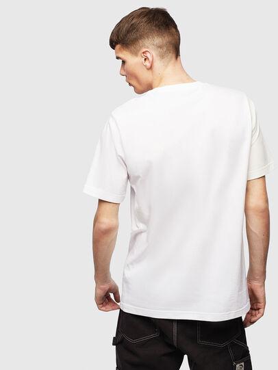 Diesel - T-RISEN, Weiß - T-Shirts - Image 2