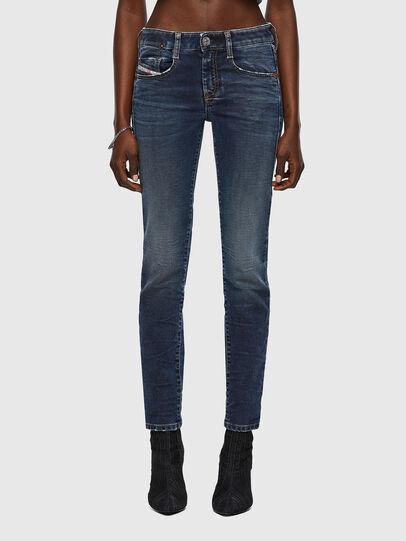 Diesel - D-Ollies JoggJeans® 069WY, Dunkelblau - Jeans - Image 1