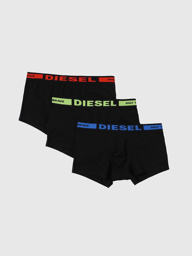 Diesel UMBX-KORYTHREEPACK, Schwarz - Boxershorts - Image 1