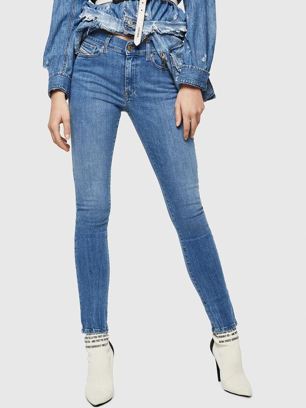 D-Roisin 0890H, Hellblau - Jeans