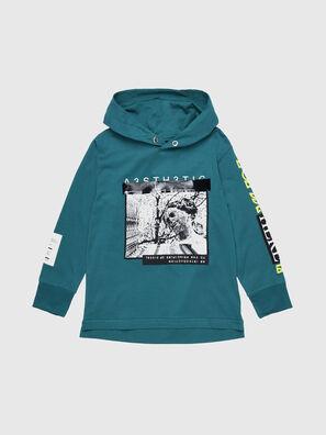 TFONTYBJ OVER, Wassergrün - T-Shirts und Tops