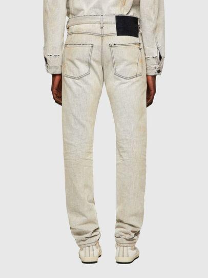 Diesel - D-Kras 09A53, Weiß - Jeans - Image 2