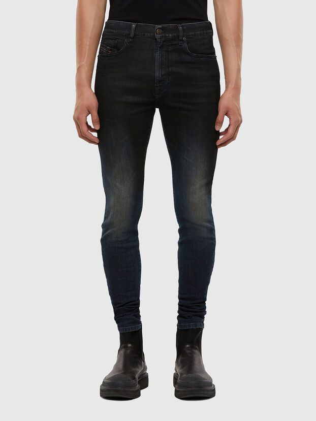D-Amny 069QM, Dunkelblau - Jeans