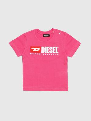 TJUSTDIVISIONB, Rosa - T-Shirts und Tops