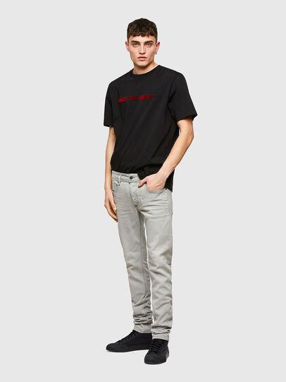 Diesel - Sleenker 009PY, Hellgrau - Jeans - Image 5