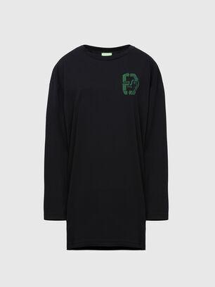 T-MIST-E71, Schwarz - T-Shirts