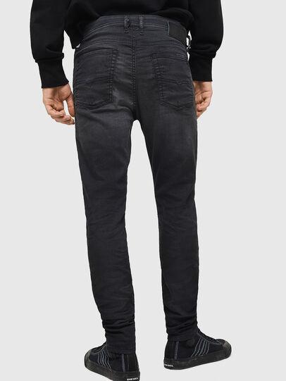 Diesel - Spender JoggJeans 069GN, Schwarz/Dunkelgrau - Jeans - Image 2