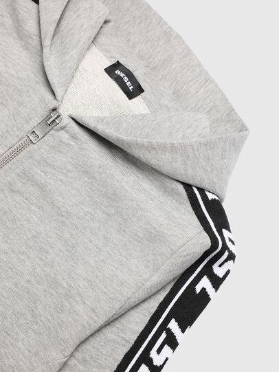 Diesel - SUITAX, Grau - Sweatshirts - Image 3