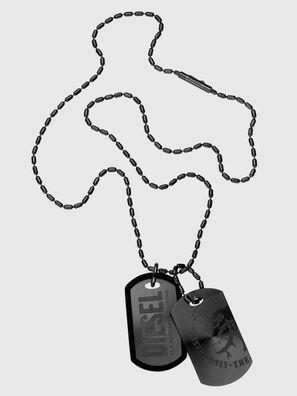 DX0014, Schwarz - Halsketten