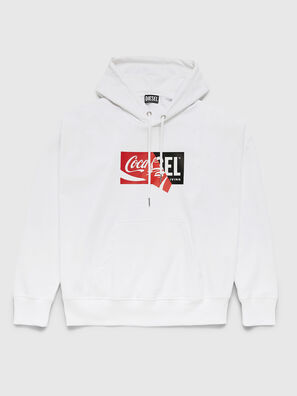 CC-S-ALBY-COLA, Weiß - Sweatshirts