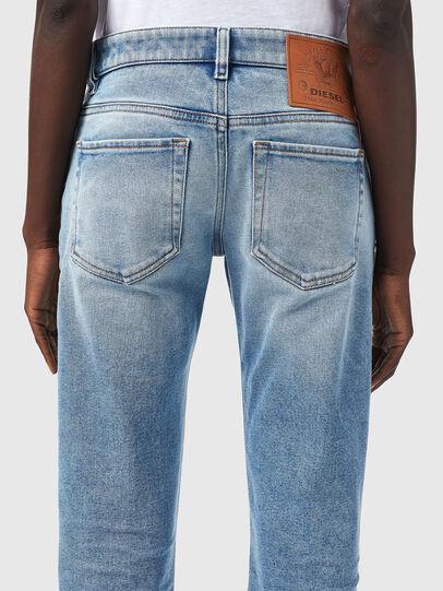 Diesel - D-Lyla 09B14, Hellblau - Jeans - Image 4