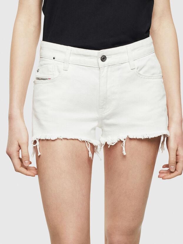 DE-RIFTY, Weiß - Kurze Hosen