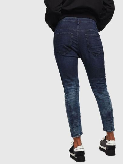 Diesel - Fayza JoggJeans 069KC, Dunkelblau - Jeans - Image 2