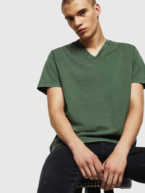 T-THEA, Dunkelgrün - T-Shirts