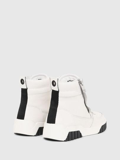 Diesel - S-RUA MID, Weiß - Sneakers - Image 3