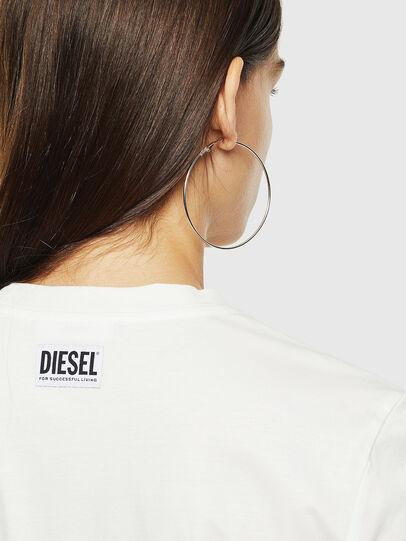Diesel - T-SILY-YC, Weiß - T-Shirts - Image 3