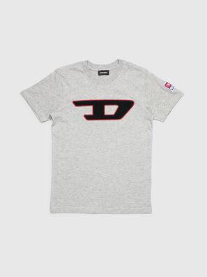 TJUSTDIVISION-D, Hellgrau - T-Shirts und Tops