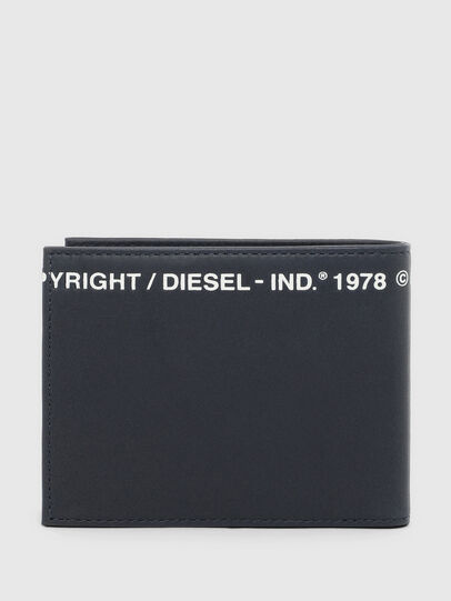 Diesel - HIRESH S, Dunkelblau - Kleine Portemonnaies - Image 2