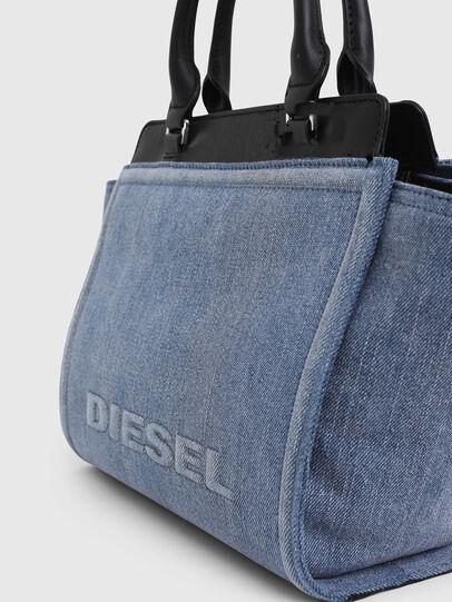 Diesel - BADIA, Jeansblau - Satchel Bags und Handtaschen - Image 4