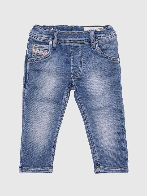 KROOLEY-B-N JOGGJEANS, Hellblau - Jeans