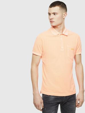 T-KAL-2, Orange - Polohemden