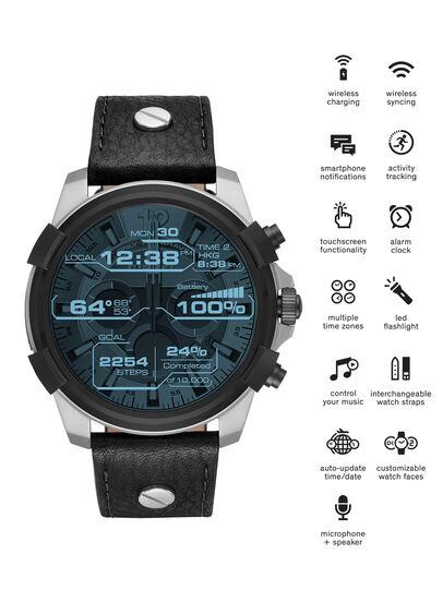 Diesel - DT2001, Schwarz - Smartwatches - Image 1