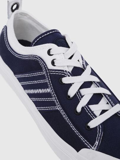 Diesel - S-ASTICO LOW LACE, Blau/Weiß - Sneakers - Image 5