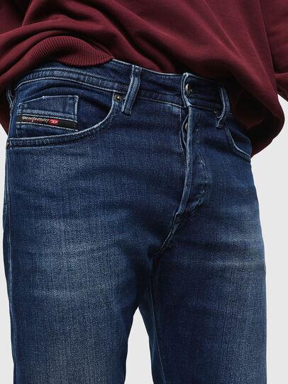 Diesel - Buster 0870F, Mittelblau - Jeans - Image 3