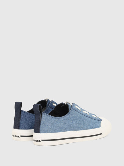 Diesel - S-ASTICO LZIP, Blau - Sneakers - Image 3