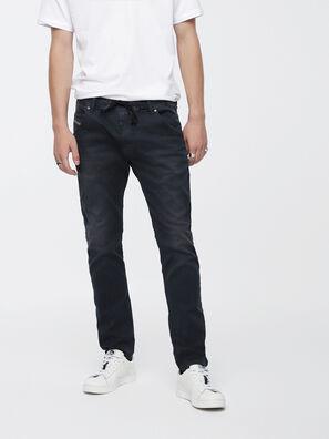 Krooley JoggJeans 0670M, Dunkelblau - Jeans