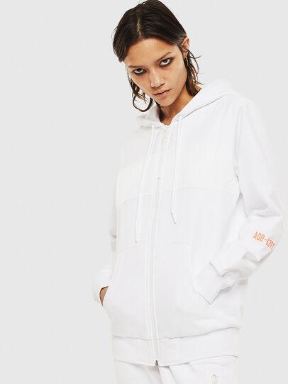 Diesel - S-DIEX, Weiß - Sweatshirts - Image 2