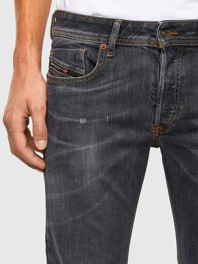 Diesel - Sleenker 009DJ, Schwarz/Dunkelgrau - Jeans - Image 3