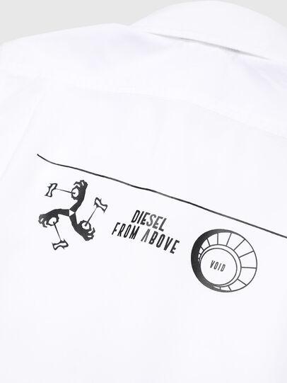 Diesel - CSVENPRINT, Weiß - Hemden - Image 3