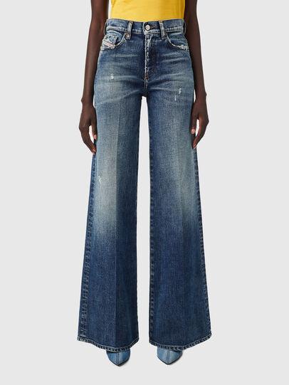 Diesel - D-Akemi 09B17, Mittelblau - Jeans - Image 1