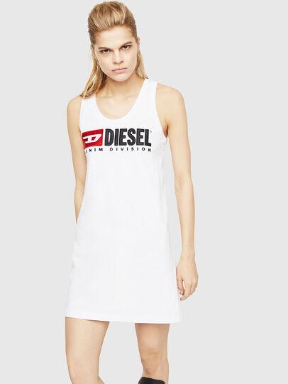 Diesel - T-SILK, Weiß - Oberteile - Image 1