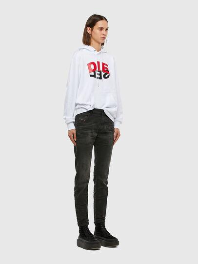 Diesel - KRAILEY JoggJeans® 069QL, Schwarz/Dunkelgrau - Jeans - Image 6