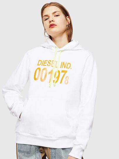 Diesel - S-GIRK-HOOD,  - Sweatshirts - Image 2