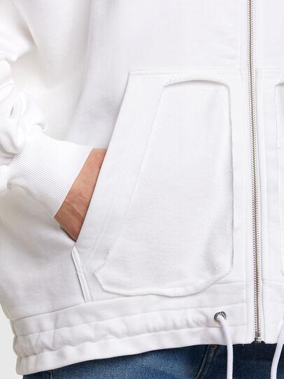 Diesel - F-BILLY-LOGO, Weiß - Sweatshirts - Image 5