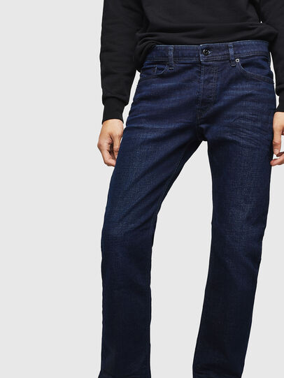 Diesel - Waykee 0860Z, Dunkelblau - Jeans - Image 3