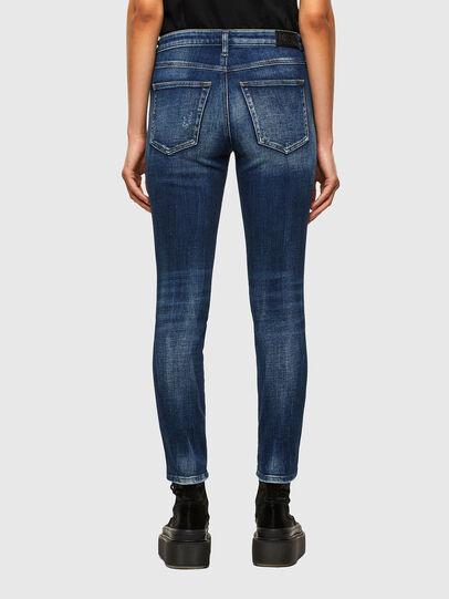 Diesel - Babhila 009LQ, Mittelblau - Jeans - Image 2