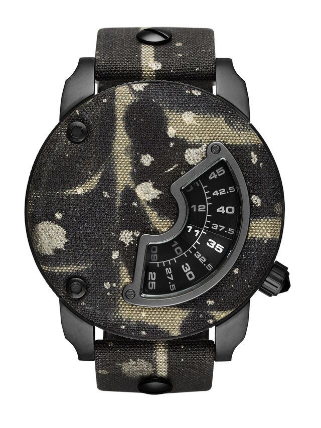 DZ7387, Camouflagegrün