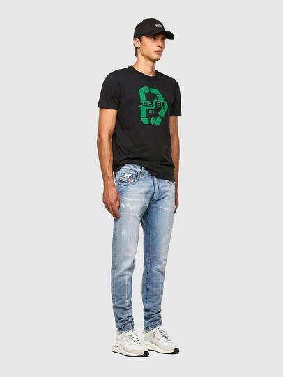 Diesel - D-Strukt 009KH, Hellblau - Jeans - Image 5