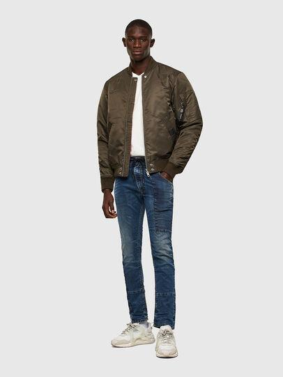 Diesel - KROOLEY JoggJeans® 069TX, Mittelblau - Jeans - Image 6