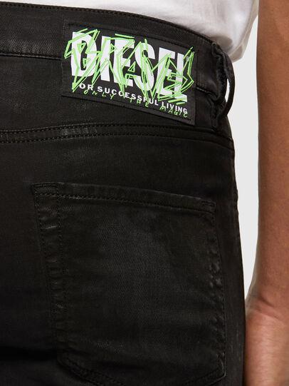 Diesel - D-Strukt JoggJeans® 009GH, Schwarz/Dunkelgrau - Jeans - Image 3