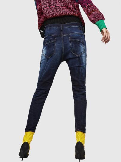 Diesel - Fayza JoggJeans 069IE, Dunkelblau - Jeans - Image 2