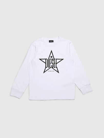 Diesel - TDIEGOYH-ML, Weiß - T-Shirts und Tops - Image 1