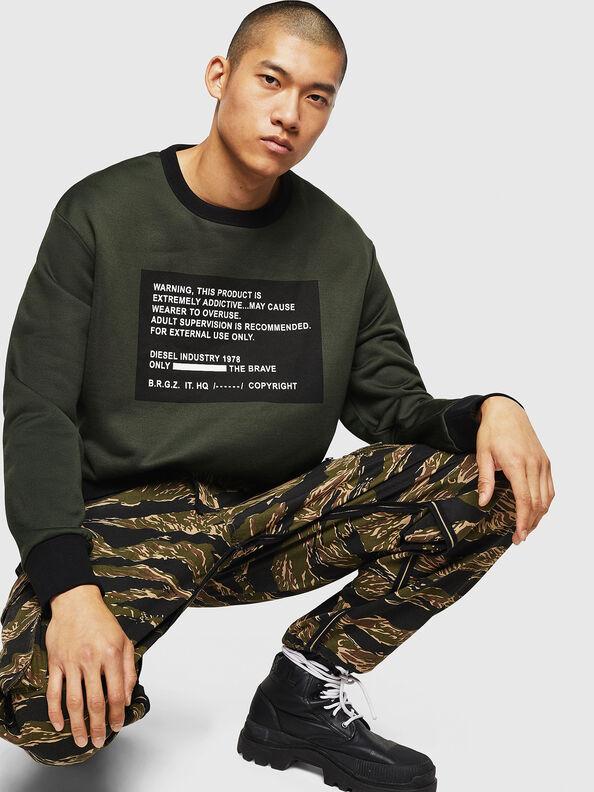 S-BAY-MESH,  - Sweatshirts