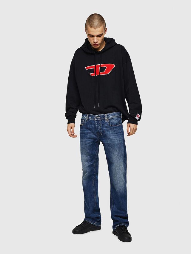 Diesel - Zatiny 008XR, Dunkelblau - Jeans - Image 6