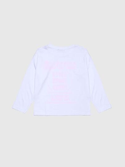 Diesel - TJACKYH ML, Weiß - T-Shirts und Tops - Image 3